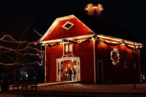 Yuletide Celebration in the Carriage House by S-H-Photography