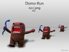 Domo-Kun by Chicuelo