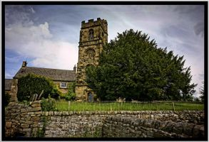 Dethick Church by Megglles