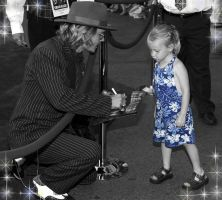 Johnny Depp and Child by Mizz-Depp
