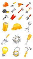 vector tool Icons by FreeIconsFinder