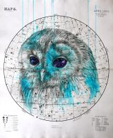 Heavenly Bodies 6# - Starry Eyed by LouiseMcNaught