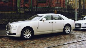 Rolls-Royce Ghost by ShadowPhotography