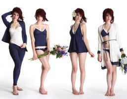 Dusk- BTS collection by BTSlingerie