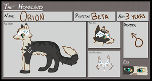 [t-H] :: Orion by Silvaina