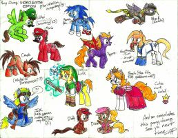 Pony Dump, Video Game Edition WAITWHAT????????? by LaTigressa6268808