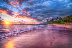 the heat, Hawaii by alierturk