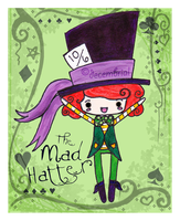 Mad as a Hatter by decembrial
