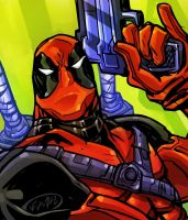 Deadpool by eldeivi