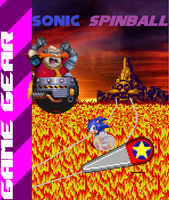 Sonic Spinball '94 by Tailikku1