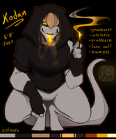 [-- Kodan --] by Drawotion