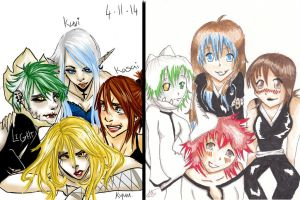 Re-Drawing from 5 years ago by Kuri-Chan15