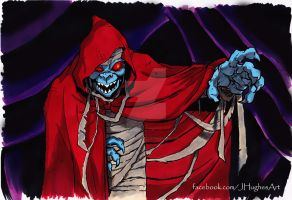 Mumm-Ra by JohnHughesArt