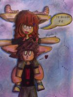 Ed and Edna (I love you) by tigrisssilvery