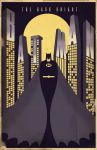 Dark Knight Deco Poster 2012 by PaulSizer