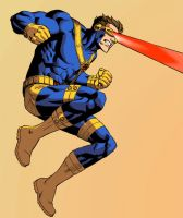 Cyclops Animated by ReillyBrown