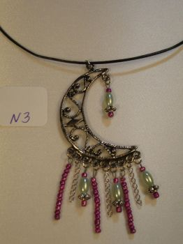 Necklace - N3 by BlingNThings