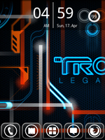 Android Tron Legacy by bluetekk