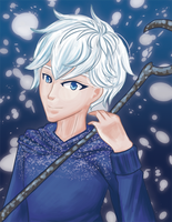 Jack Frost by sleepypandie
