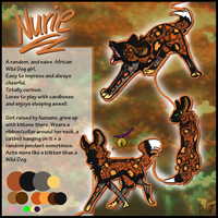 Nurie Ref 2012 by Blackwolfpaw