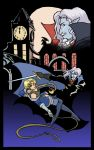 Castlevania Legends THE MOVIE by furikku