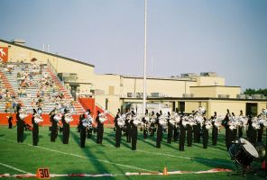Old Film: Drum Corps I by factorone33