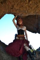Verys Riviere: Into the cave by Firelight-Cosplay
