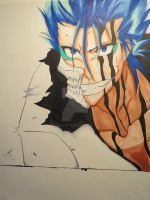 Grimmjow Jeagerjaques by Silence--01