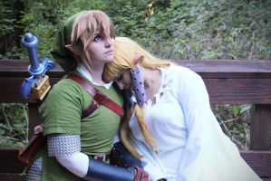 Legend of Zelda: Sleep by ShinraiFaith
