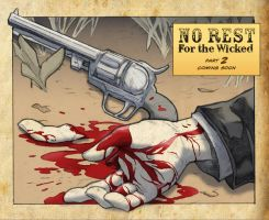 No Rest For the Wicked- Part II by Kminor