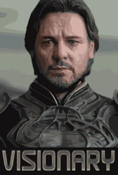 Jor-El - Visionary by supermanscape