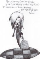 Your The Only One That Died by SoulEaterGurl