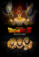 DBZ : Battle of Gods FanArt Special by Spartan1028