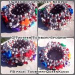 Memorial Cuff by MalakxFuarie