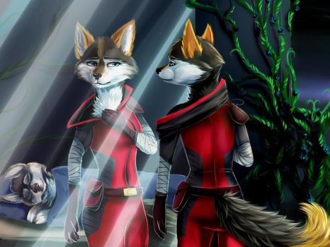 Old Version - What Am I To You? - By Temero by Darkflame-wolf