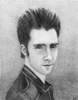Adam Levine Drawing by maroon5Fans