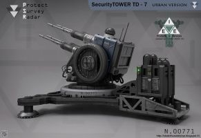 SecurityTower TD-7 by LMorse