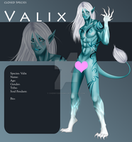 (closed) Auction Adopt - Male Valix 10 by CherrysDesigns