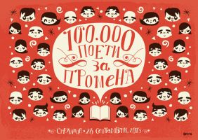 100 000 poets for change by ivan-bliznak