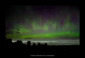 The Northen Aurora by couleur