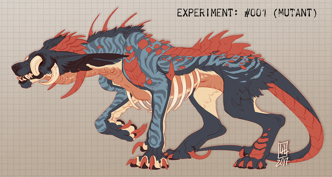 Experiment #001 [Mutant] CLOSED by LiLaiRa