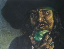 Hektor Barbossa by Sylwia25
