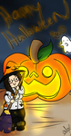.:HAPPY HALLOWEEN MY LOVELIES:. by alexpc901