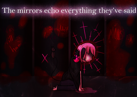 :VC: The Mirrors by GlassFeline