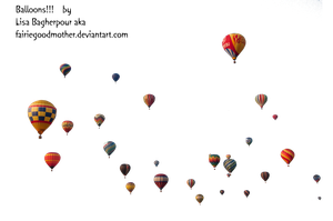 Precute Hot Air Balloons 4 by FairieGoodMother