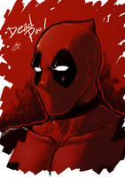 DeadPool. by ShiyakuSarutobi