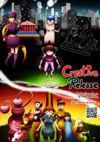 Creative Release - Flyer/Poster November '12 by kalistina