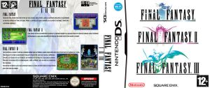 Final Fantasy I-II-III DS-GBA by SkipCool33
