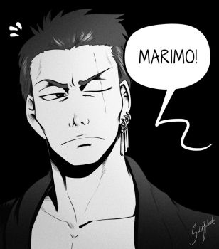 Marimo by SolidBubble