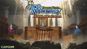 PW: Ace Attorney - Dual Destinies Wallpaper by Capioco